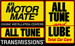 All Tune and Lube Maryland Logo